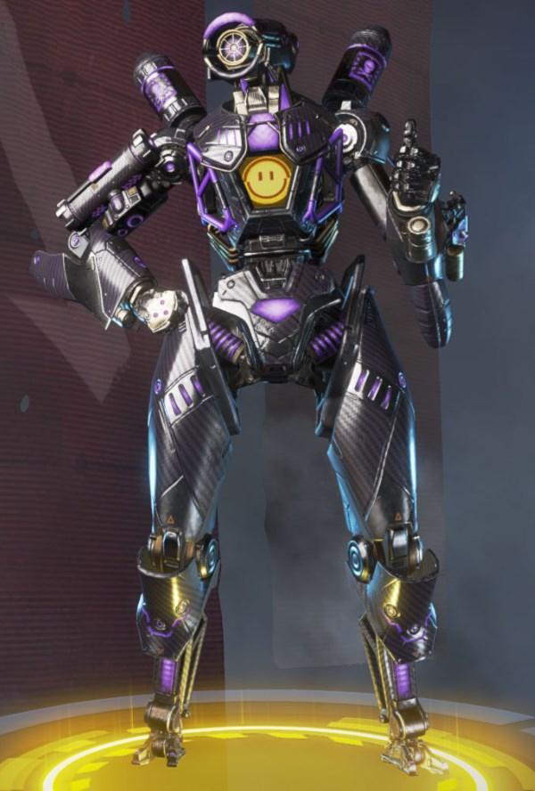 Pathfinder's Omega Point skin