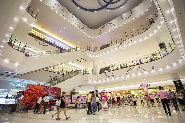 Ưu và nhược điểm của các trung tâm thương mại là gì?