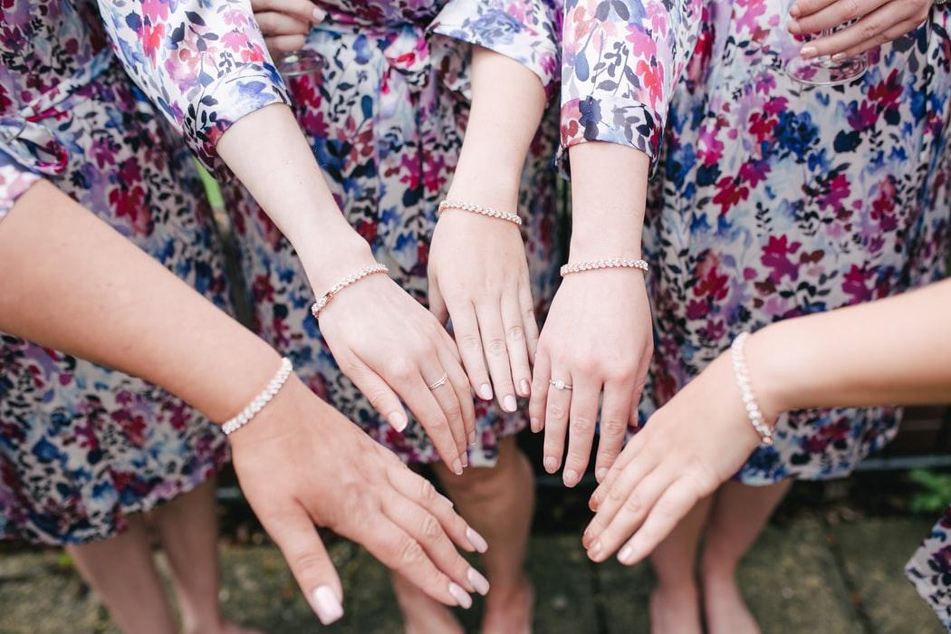 Bridesmaids jewelry gifts