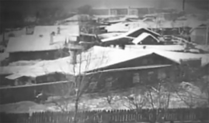 Дом семьи Ахинблит