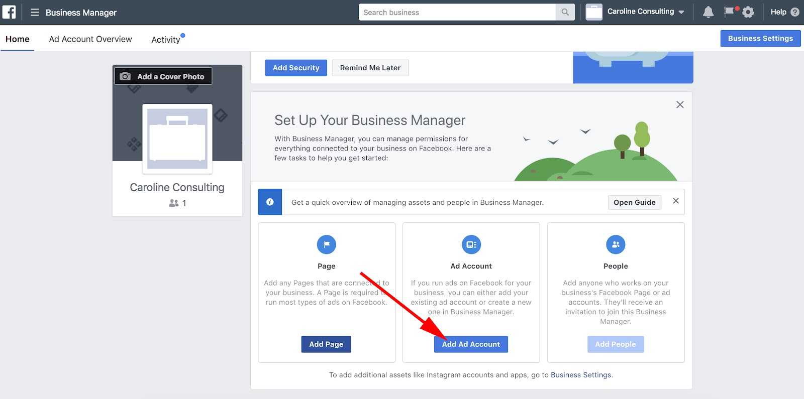 Facebook Business Manager The Ultimate Guide