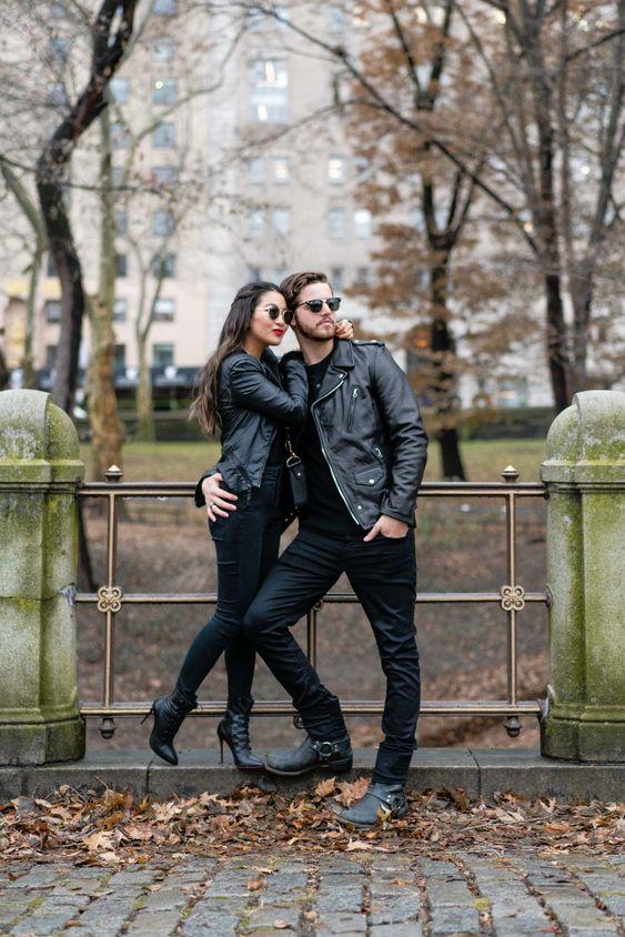 Jaket Kulit Couple: Model, Harga & Tips Membeli