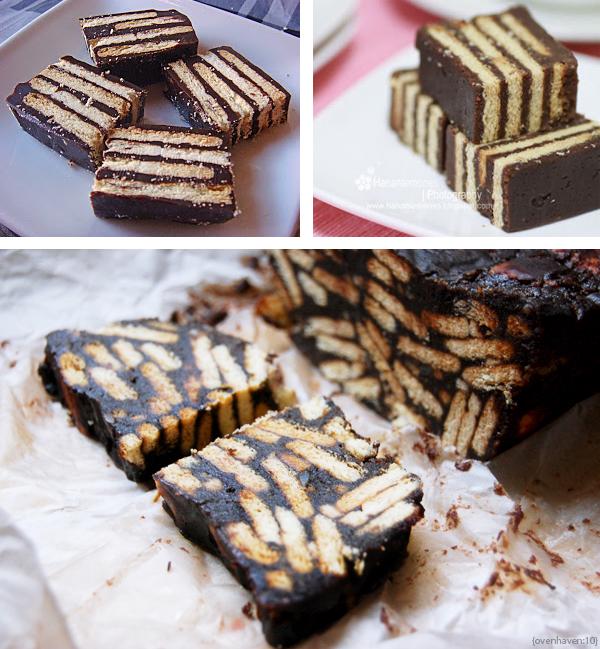jenis kek  mudah disediakan  menggunakan oven Resepi Biskut Ferrero Rocher Malaysia Enak dan Mudah