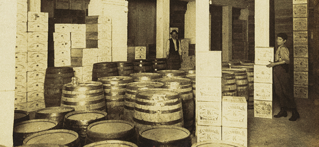 Old Dominick Distillery Was Inspired By  Food Wholesaler D. Canale & Co.