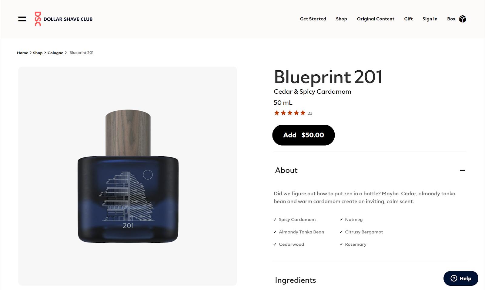 product page optimization