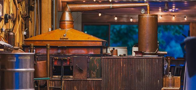 The Still At Casey Jones Distillery