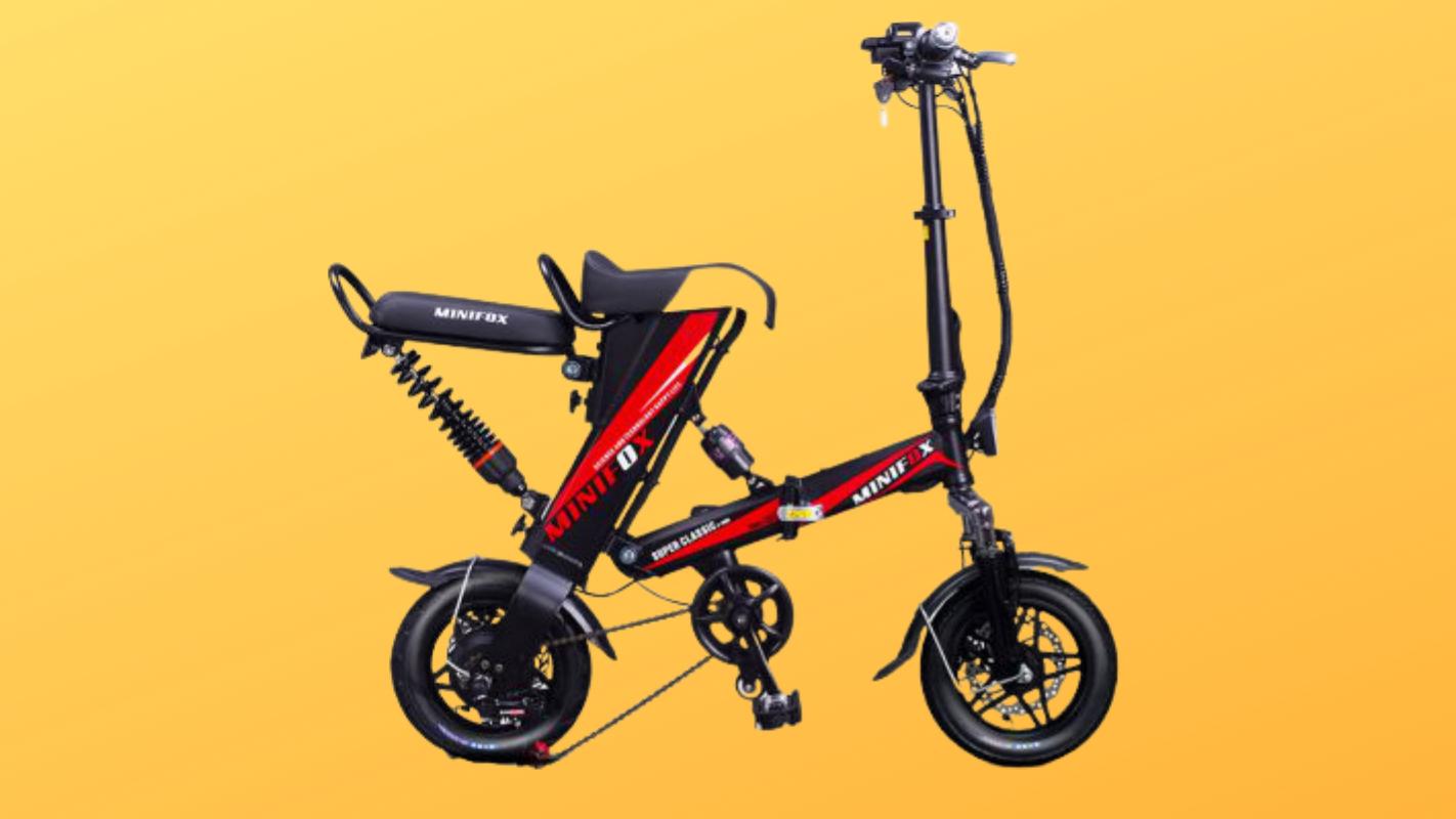 2. จักรยานไฟฟ้า HIMIWAY