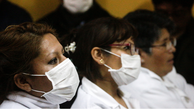 Opinion: Global health security depends on women
