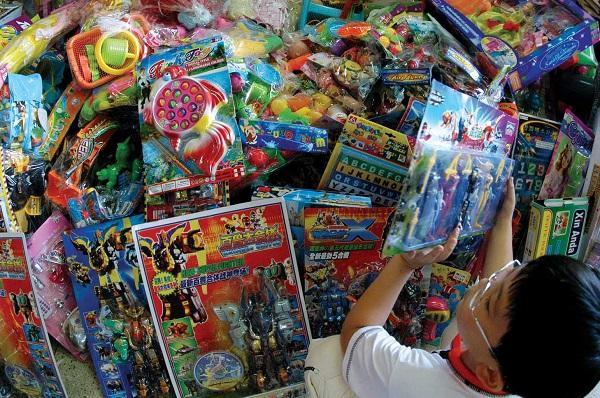 Sỉ đồ chơi trẻ em tại Hà Nội