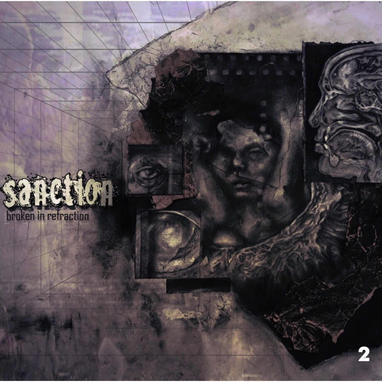 """Sanction """"Broken in Refraction"""""""