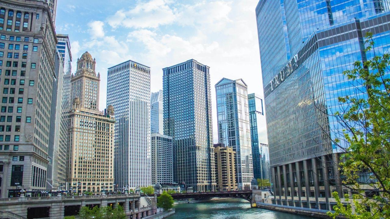 Trump Tower à Chicago