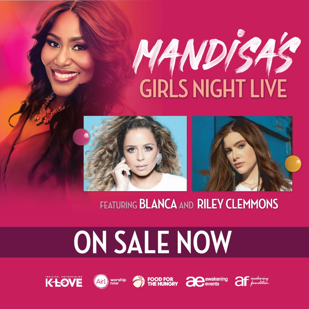 Mandisa-Girls' Night Out