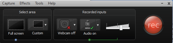 adjust camtasia recorder to make great videos