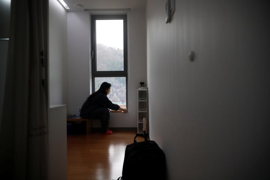 тюрьма в корее психологическая помощь медитация отвратительные мужики disgusting men