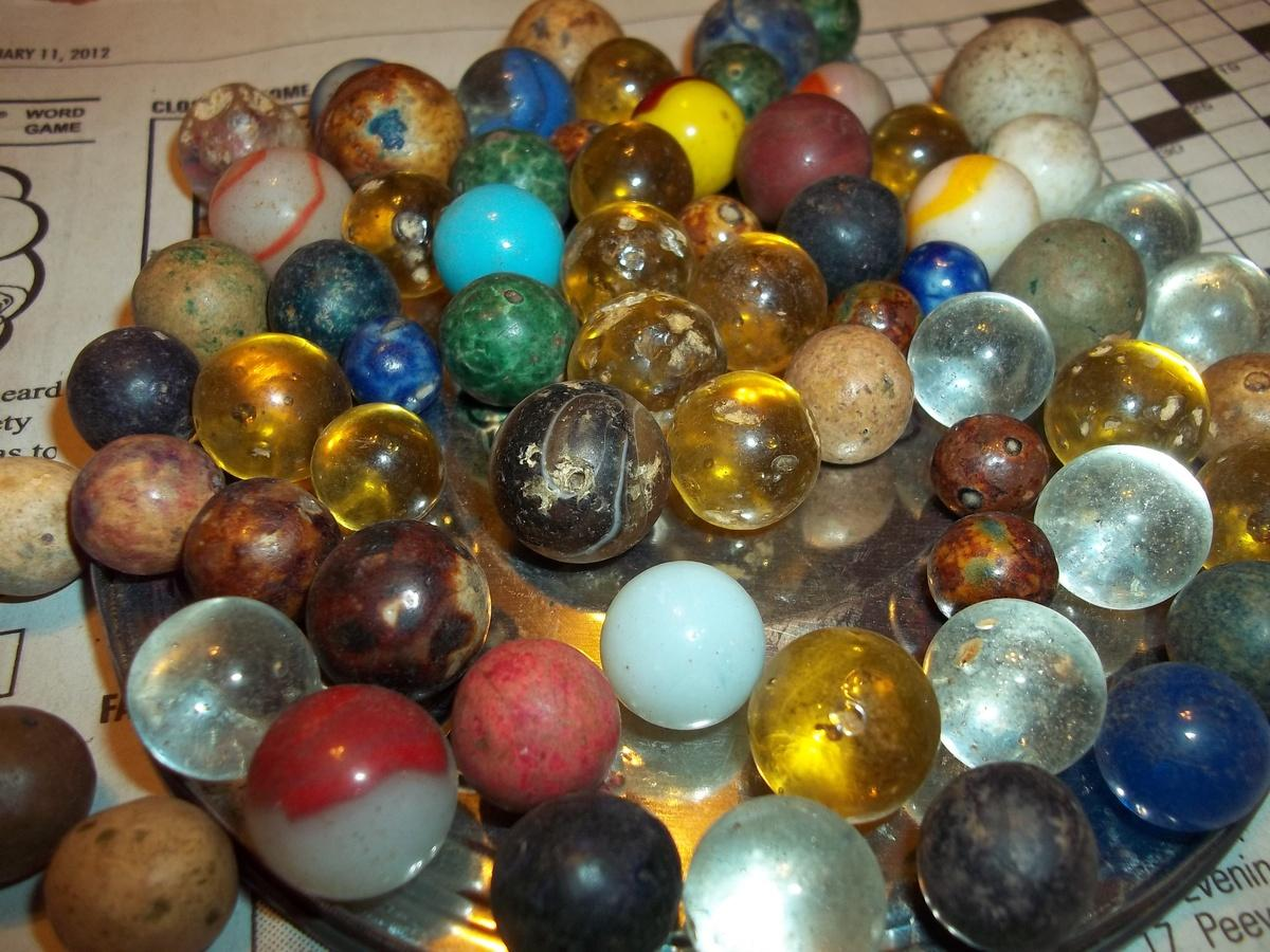 Image result for old marbles