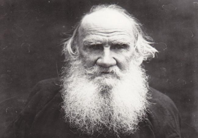 Lev Tolstoy bàn về tôn giáo