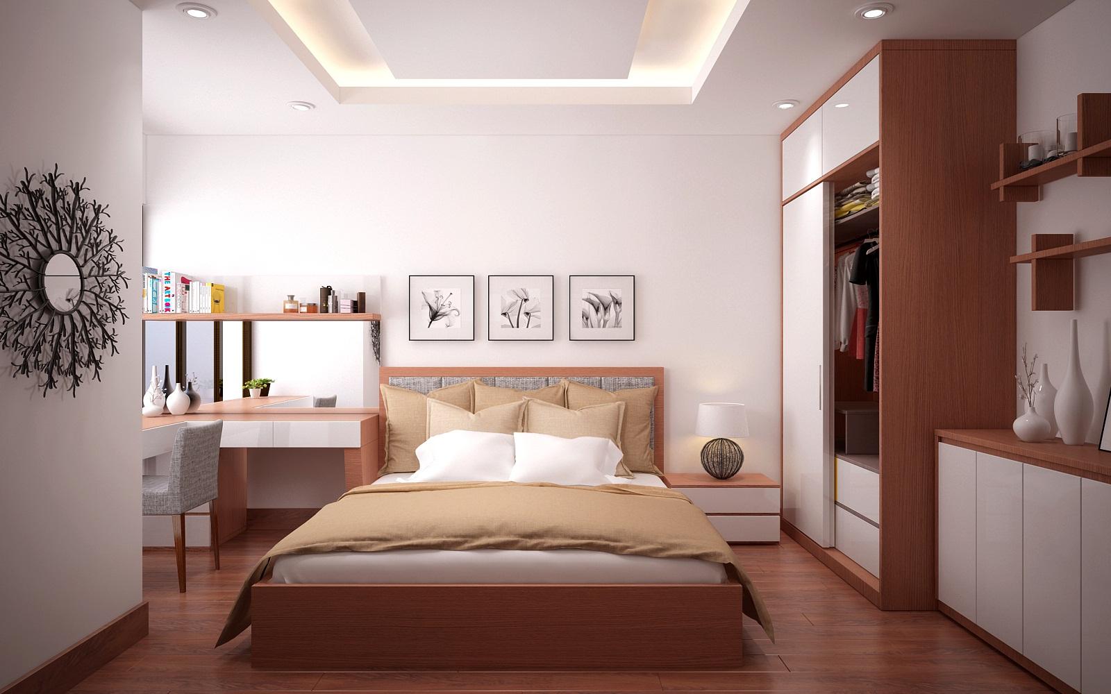 Phòng ngủ đẹp sang trọng