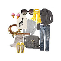 Одежда и обувь для отдыха и туризма, фото