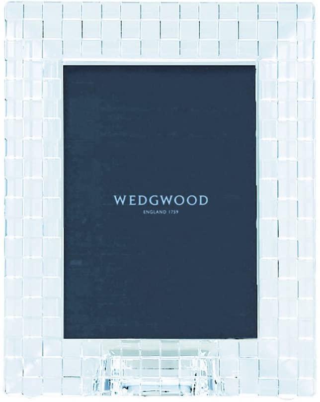 ウェッジウッド ナイト&デイ クリスタル ピクチャーフレーム
