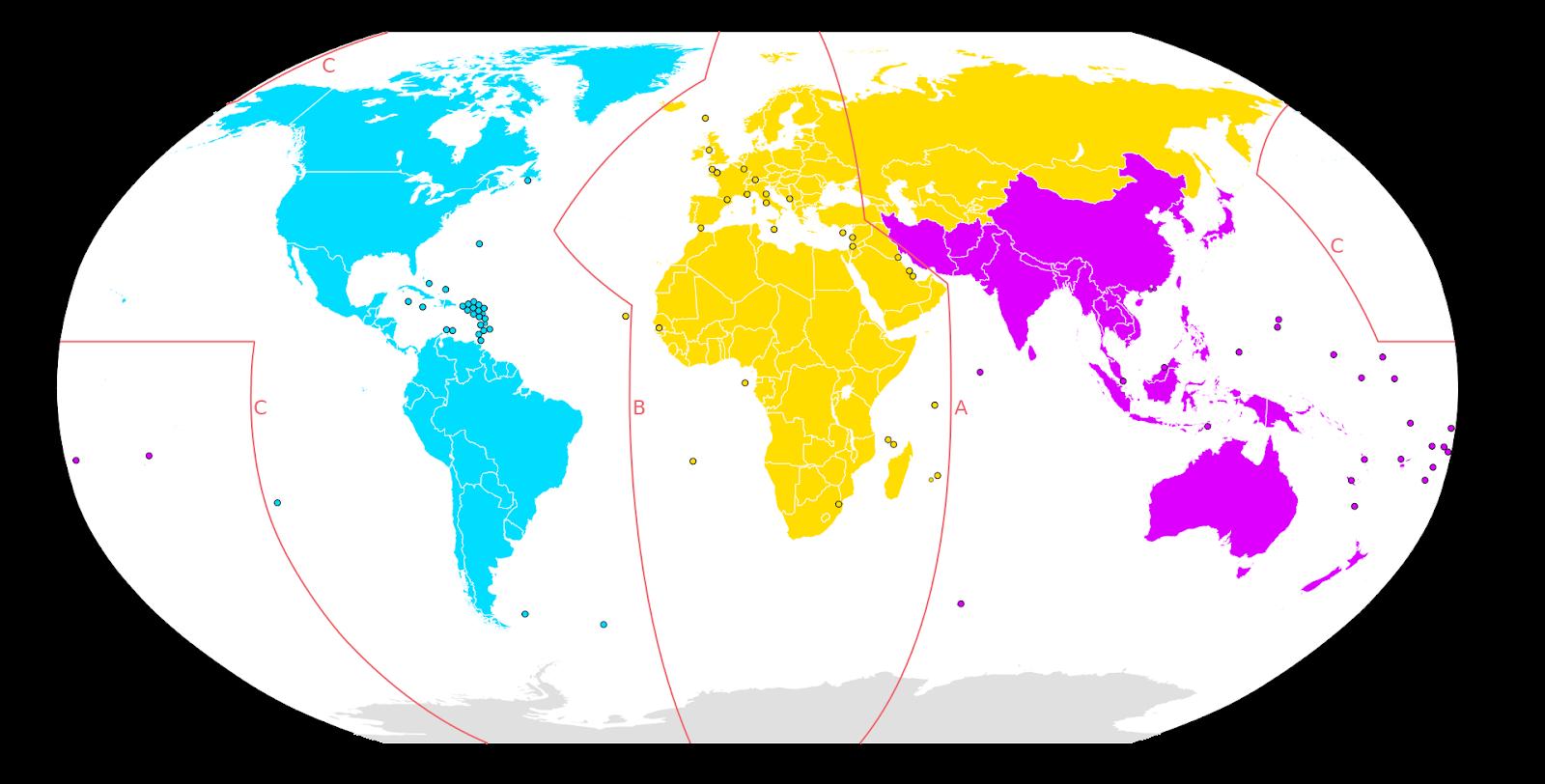 ITU-Regions