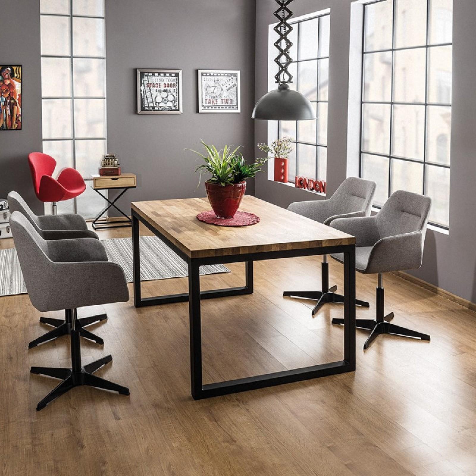 loft,prémiumbútor,design,lakberendezés, étkezőasztal, étkező,étkezőszék
