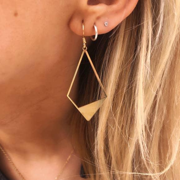 Nikki Smith Designs earrings