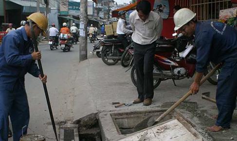 Dịch vụ hút hầm cầu giá rẻ tphcm