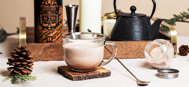 Rich Winter Evening Hot Chocolate