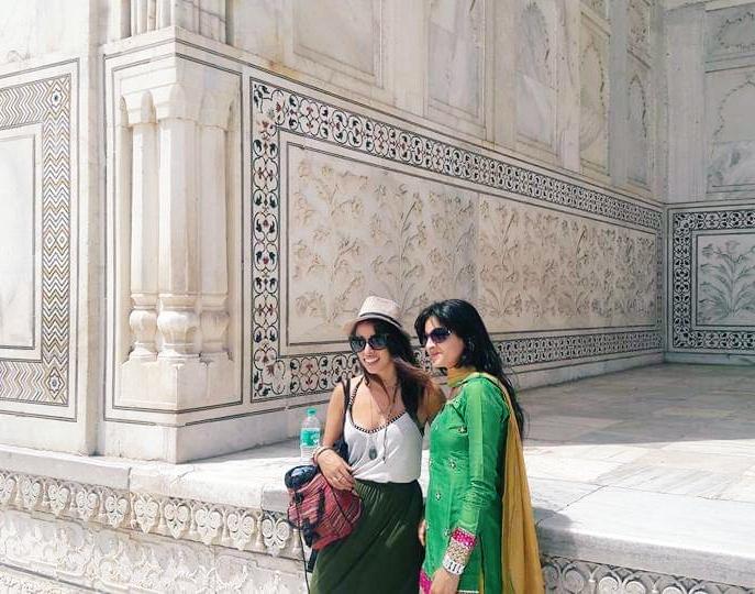 לטוס לטיול אחרי צבא בהודו לבד בנות הודו