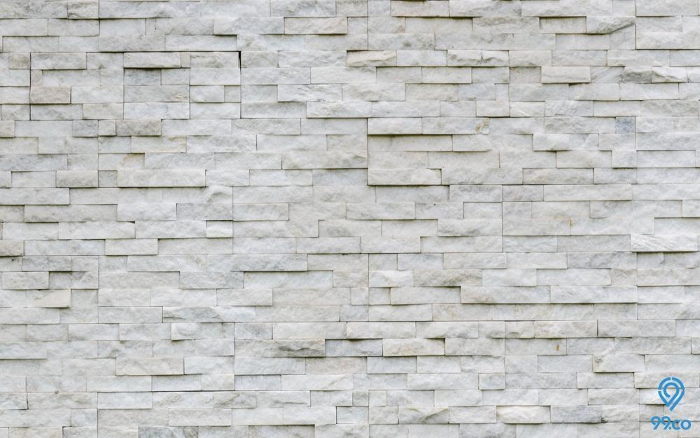 contoh keramik dinding depan rumah
