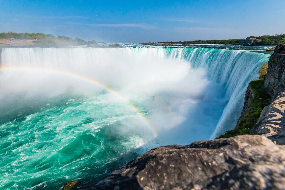 加拿大打工度假遊學留學必去景點尼加拉瀑布1