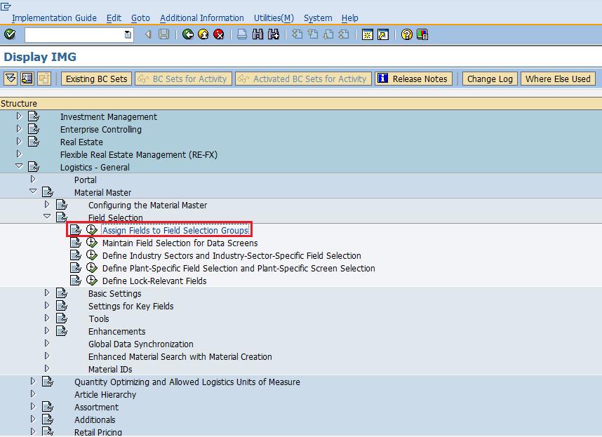 LEARN SAP MM: Configuration