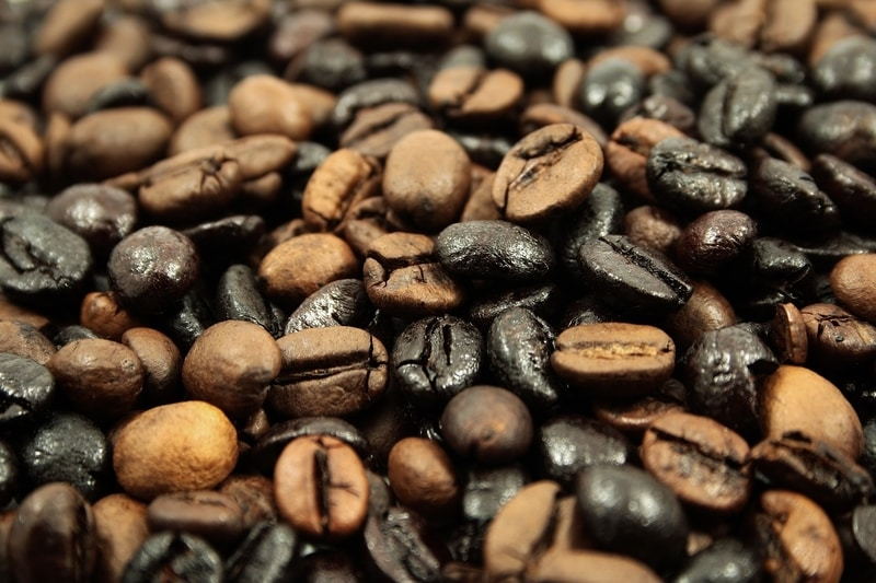 Freshly roasted coffee beans will keep you going at Cafe Gerstner near the Naschmarkt