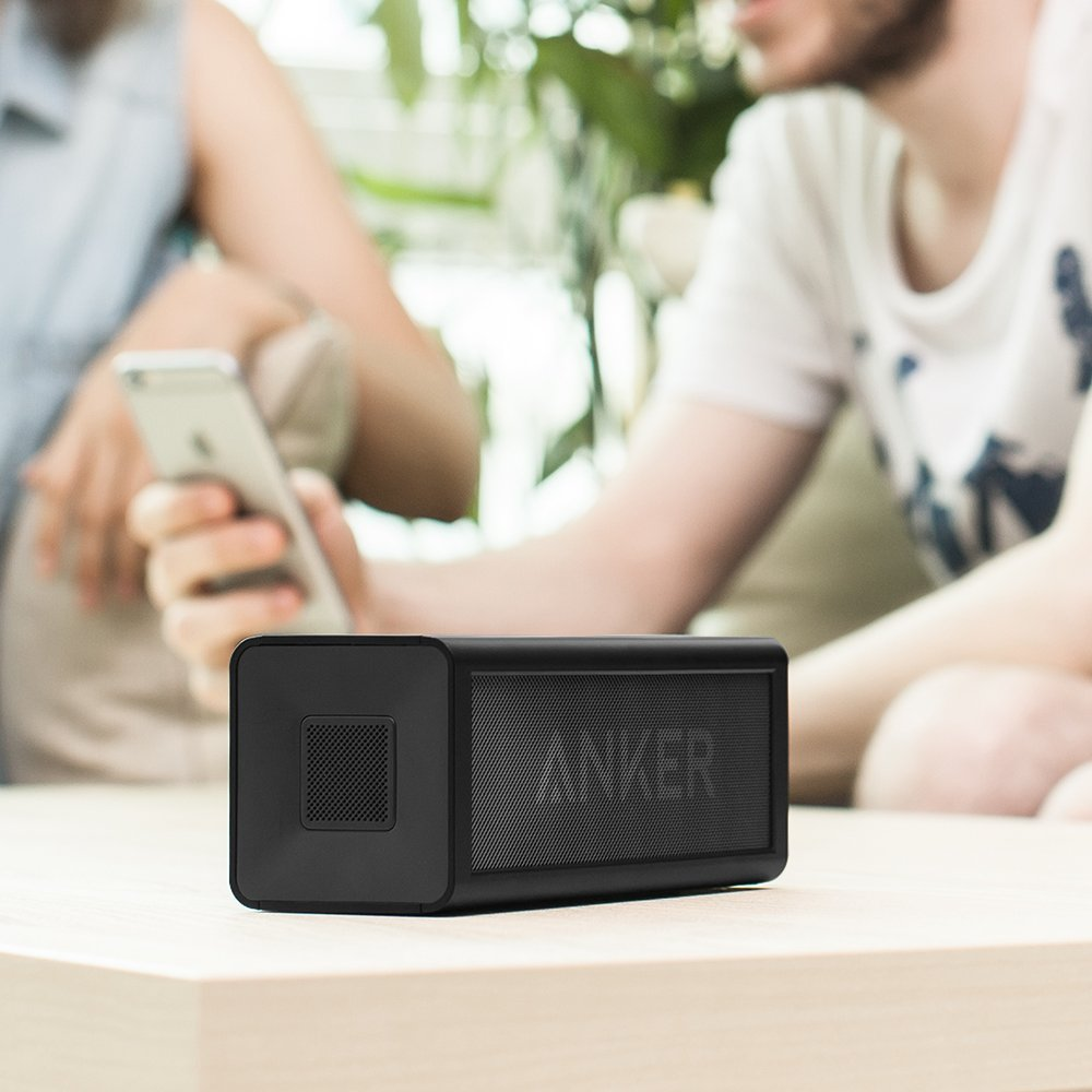 Anker Bluetooth Speaker Fm Radio Bluetooth Usb Cable Replacement Ihealth Blood Pressure Monitor Troubleshooting Lg Bluetooth Headset For Phone: Portable Stereo Bluetooth Speaker