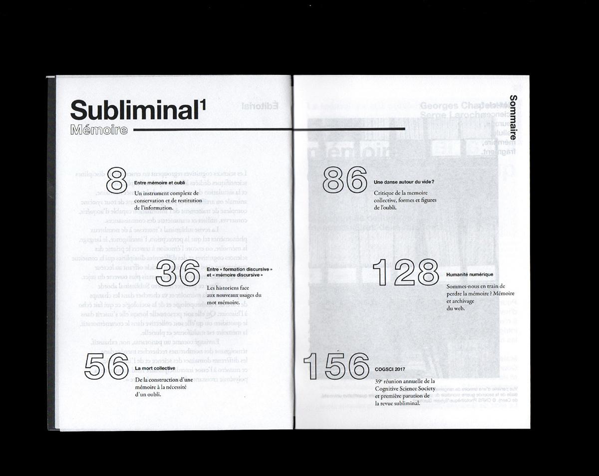 Subliminal Editorial Design 8