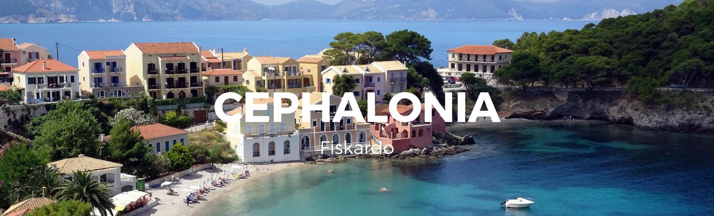Cephalonia & Fiskardo