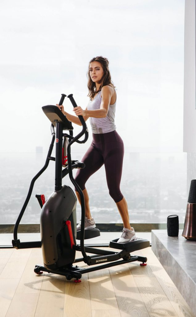 The Benefits of Exercising Using Residential Elliptical Machines