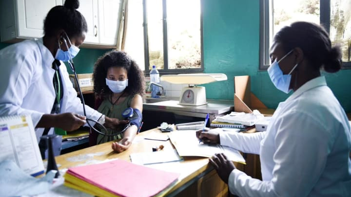 Q&A: Supporting health workers through the pandemic