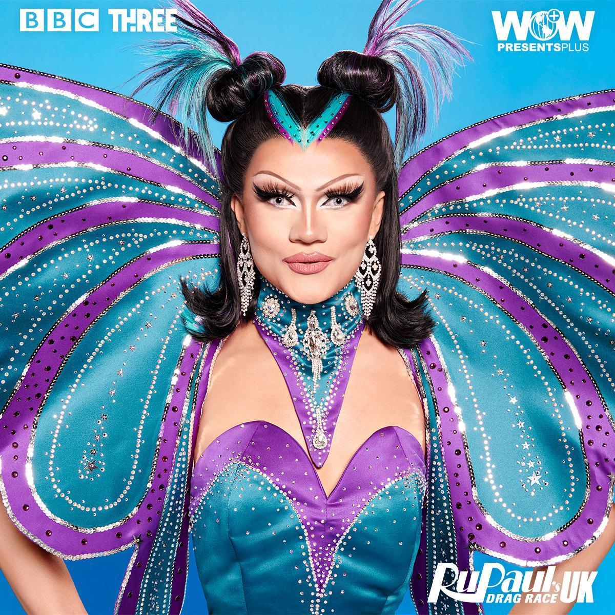 Meet the Queens of RuPaul's Drag Race UK Season 3! 24