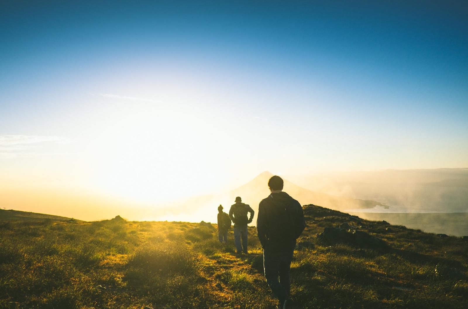 Empresa, deporte y trekking
