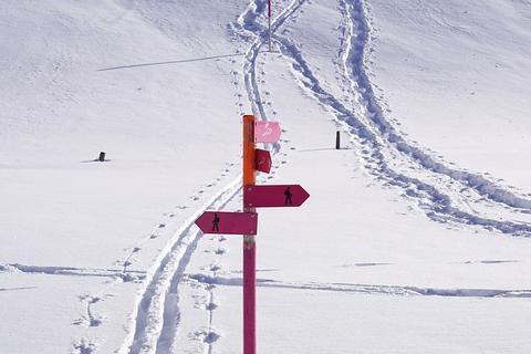 Sécurité ski de randonnée Station famille