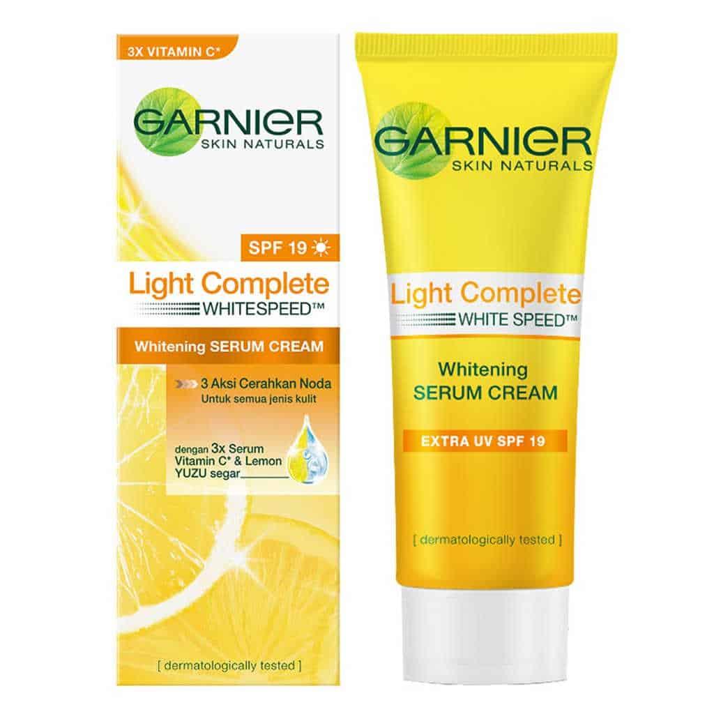 Garnier Light Complete Yuzu Day SPF19