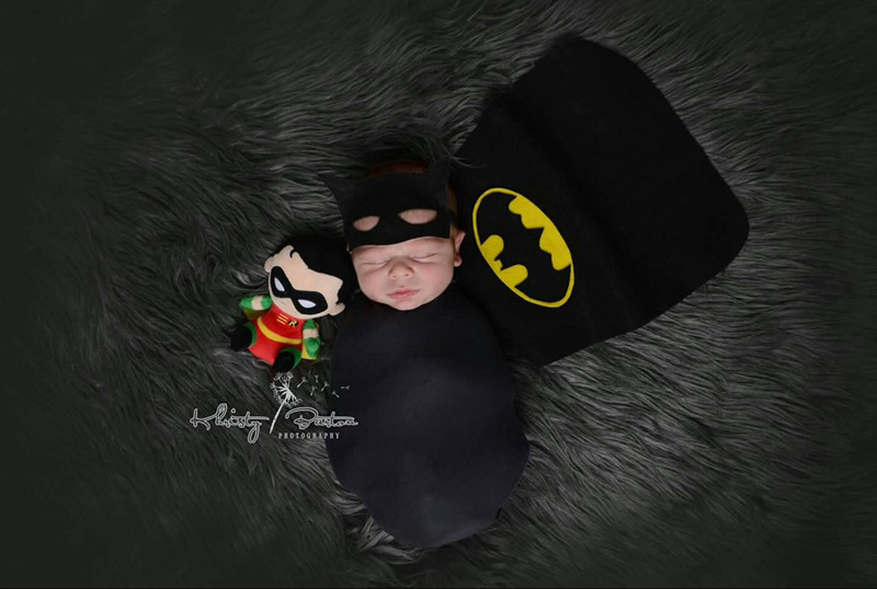 Ubranka dla niemowląt do sesji zdjęciowych: Jak się ubrać noworodka?Jak samemu zrobić sesję zdjęciową noworodkową w domu? 14