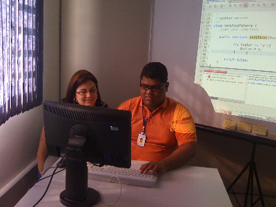 Luciana e Carlos