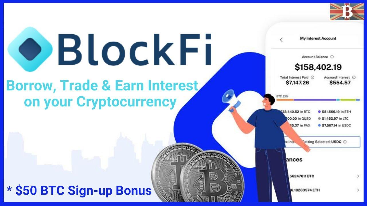 BlockFi Review: Earn up to 8.6% Interest on Crypto - YouTube