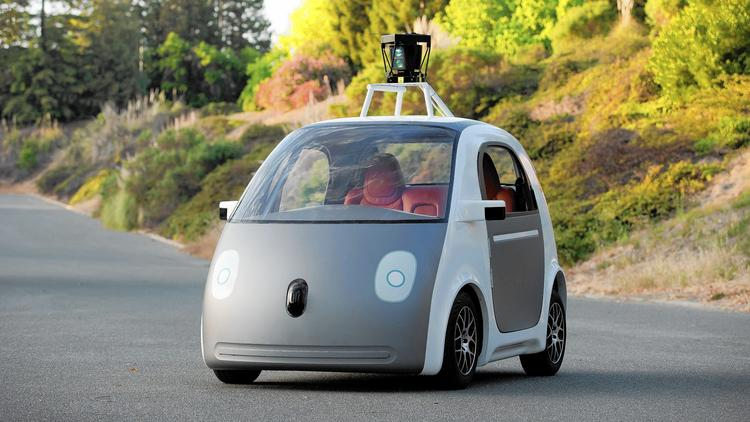 Google to test self-driving cars