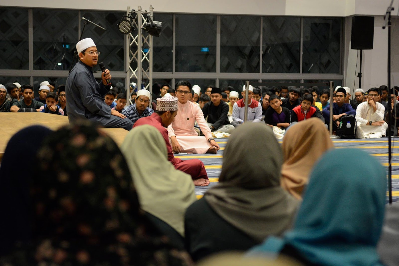 Safeguarding the quality of our Ibadah
