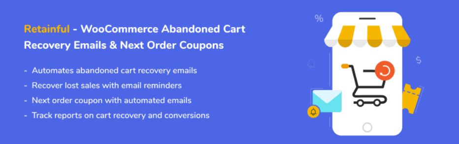 Best Abandoned Cart Recovery Plugins retainful