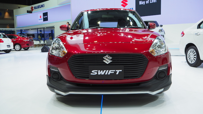 ​รีวิว Suzuki Swift GL Sport Edition 2020