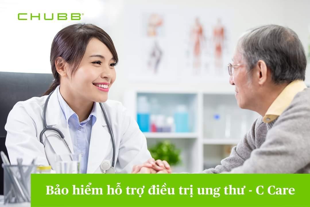 Hỗ trợ điều trị ung thư đơn giản với sản phẩm bảo hiểm nhân thọ Chubb Life